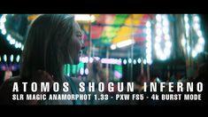 The Fair \\ Atomos Shogun Inferno + FS5 + SLR Magic 1.33