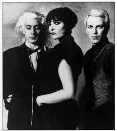 Siouxsie and the banshees <3