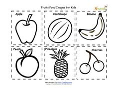 Printable Color and Sorting Food Groups Cub Scouts Ideas