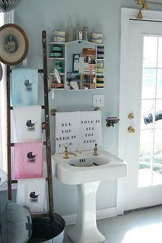 great display idea!