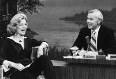 """Hereeeeee's Johnny!"" Classic Carson interviews coming to TCM, will feature golden stars of Hollywood. As host of NBC's The Tonight Show, Johnny Carson was the reigning king of late night for three decades.  TCM has licensed 50 classic interviews, which will spotlight legendary Hollywood stars—such as Bette Davis, Gregory Peck, James Stewart and Elizabeth Taylor—whose films are featured on TCM.  The ""Carson on TCM"" collection will begin airing summer of 2013."