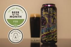 The Hop Review – Beer of the Month: Pipeworks Brewing Close Encounter Beer Of The Month, Bottle Shop, Close Encounters, Brewery, Travel Photography, Water Bottle, Drinks, Drinking, Beverages
