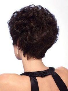 16 Cute Short Hairstyles for Curly Hair To Make fellow Women Jealous