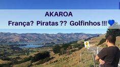 O que fazer em Akaroa na Nova Zelândia