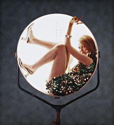 Ormond Gigli, Girl in Light, New York City, 1967 •