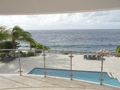 Curacao Villa Rental: New Luxury Oceanfront Villa With Homecinema And Private Beach   HomeAway Luxury Rentals