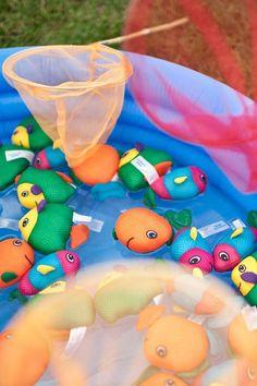 Gone Fishing Birthday Party Ideas First Birthday Games, Baby Boy Birthday, 4th Birthday Parties, 1st Boy Birthday, Birthday Ideas, Party Ideas, Fishing Kit, Trout Fishing, Birthdays