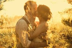 old romantic looking picture
