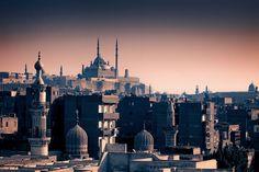 Islamic Cairo and Mosque of Muhammad Ali, #Cairo, #Egypt -  www.gdecooman.fr portfolio, cours et stages photo à Lille, visites guidées de Lille.