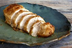 Simple Oven Fried Chicken Breasts With Garlic