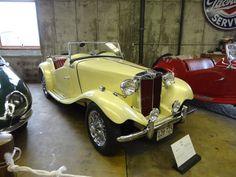 1952 MG Car