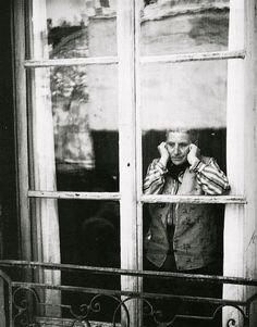 Gertrude Stein, April 1946 Cecil Beaton