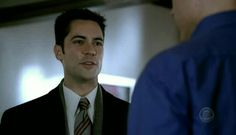 """Scotty Valens in """"The lost soul of Herman Lester/Cold Case """""""
