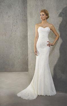 d09ce8a9bfc5 Οι 18 καλύτερες εικόνες του πίνακα WEDDING DRESS - ΝΥΦΙΚΑ