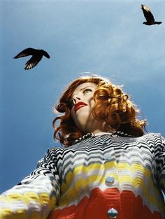 Bid now on Renée by Alex Prager. View a wide Variety of artworks by Alex Prager, now available for sale on artnet Auctions. Moma, Alex Prager, Art Photography, Fashion Photography, Hitchcock Film, Cindy Sherman, Dramatic Makeup, Film Stills, Pulp Fiction
