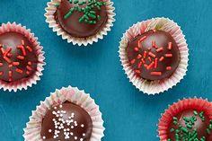 Chocolate-Covered Cream Mints Recipe