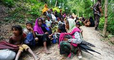 Fears of genocide as up to 3000 Rohingya muslims killed in Myanmar in last three days