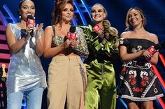 """""""If men are allowed to rap about it then women are allowed to sing about it."""" Tap the link in bio to see how #LittleMix defended their right to sing about their sexuality  via SEVENTEEN MAGAZINE OFFICIAL INSTAGRAM - Follow FabArmy for : Celebrity  Fashion  Haute Couture  Advertising  Culture  Beauty  Editorial Photography  Magazine Covers  Supermodels  Runway Models"""