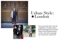 Urban style: ★London