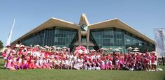 Abu Dhabi Golf Club to host Pink Ladies Golf Day on 14 October for Breast Cancer Arabia and Cancer Research UK #Abudhabi #Golf