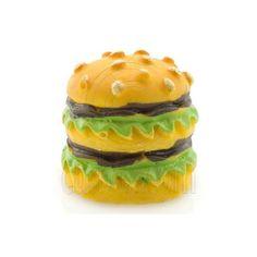 hamburger print fabric | ... Room Miniatures > Hamburger Big Mac Fast Food 1:12 Dollhouse Miniature