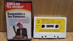 EMILIO EL MORO. EVOCACIÓN A LOS FAMOSOS. MC / DCD - 1985 / CALIDAD LUJO.