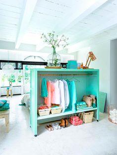 Ideas For Room Dividers In A Studio Apartment Interior