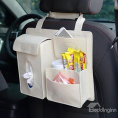 Cheap bag table, Buy Quality bag college directly from China bag car Suppliers: Car Organizer Back Seat Multi Pocket Car Organizers Storage Box Baby Kids Car Seat tissuue Hanging Bag For Car Seat Covers Backseat Car Organizer, Sewing Crafts, Sewing Projects, Felt Material, Car Hacks, Back Seat, Car Cleaning, Interior Accessories, Storage Organization