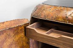 Maarten Baas on Making Tack-Welded Metal Furniture - Core77