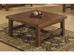 Intercon Living Room Kona Coffee Table KATARAIC Stacy - Stacy furniture plano