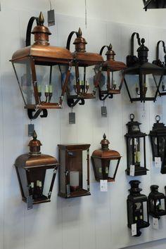 Circa Lighting lantern display