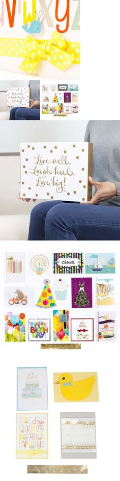 Greeting Cards and Invitations 170098: Hallmark All Occasion Handmade Boxed Assorted Greeting Card Set (Pack Of 24) -> BUY IT NOW ONLY: $38.23 on eBay!