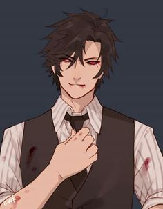 [ Crossover] [MM - Tokyo Ghoul ] Jumin