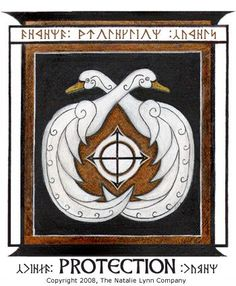 Faery Protection Symbol