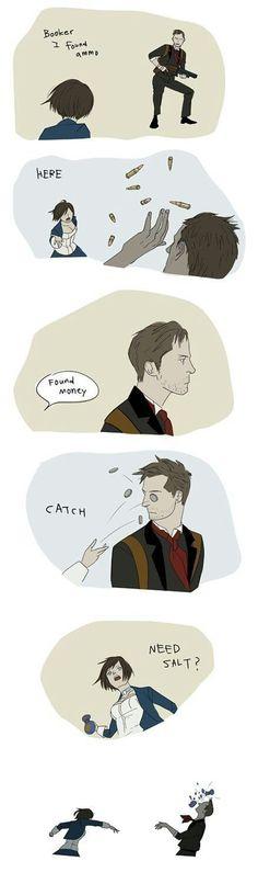Booker! Catch!
