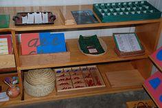 language shelf  The Montessori Prepared Environment 014 by sew liberated, via Flickr