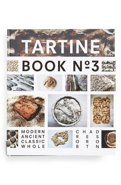 Chronicle Books 'Tartine No. 3' Cookbook available at #Nordstrom