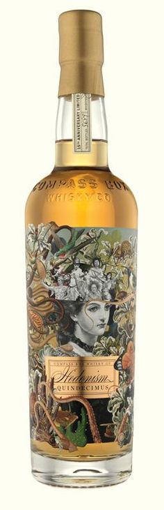 Compass Box Whisky Company Our first bottling – the original Hedonism – explored a brave new world of flavour previously uncharted in the world of Scotch.