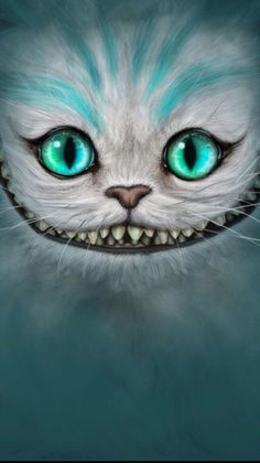 Alice in wonderland Chester cat