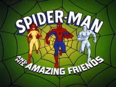 spiderman and his amazing friends | Spider-Man And His Amazing Friends (1981-1983) - 2x01- The Origin Of ...