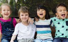 Nossas crianças são o futuro da nossa nação