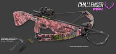 Parker Bows - Challenger - Ladies Crossbow