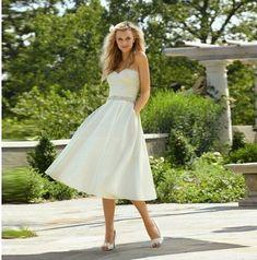 Crystal Sash Ribbon 2017 In Stock Real Photo Cheap Elegant A- Line Wedding  Dress Sweetheart Bridal Gown vestido de noiva c9f5cd570724