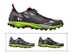 Pictures, product description and design ideation for the Pearl Izumi X-Alp Launch II cycling shoe. Designed by GHOST WORKS. Salomon Shoes, Shoe Sketches, Industrial Design Sketch, Cycling Shoes, Sports Shoes, Shoes Sneakers, Sneakers Design, Designer Shoes, Running Shoes