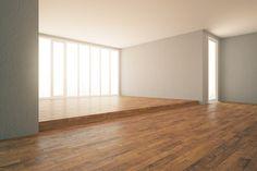 Unfurnished room side