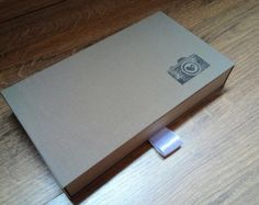 Case Box Fotos e Pendrive