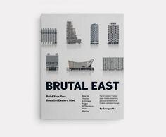 BRUTAL EAST on Behance