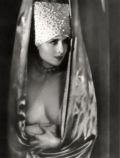 Carole Lombard This must have been Pre Code.
