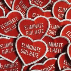Eliminate Girl Hate patch