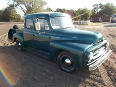 1951 International L110 series 3/4 ton pickup - Google Search